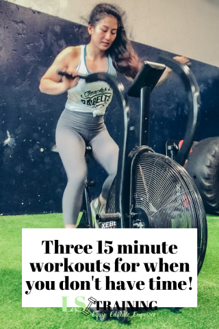Three-15-minute-workouts